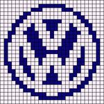 Alpha pattern #10579