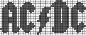 Alpha pattern #10596