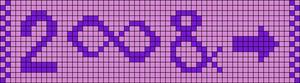 Alpha pattern #10600