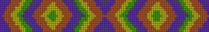 Alpha Friendship Bracelet Pattern #10604