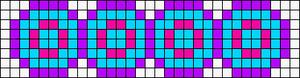 Alpha pattern #10610
