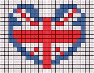 Alpha pattern #10611