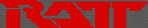 Alpha Friendship Bracelet Pattern #10613