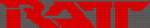 Alpha pattern #10613