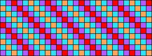 Alpha pattern #10620