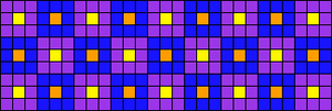 Alpha pattern #10626