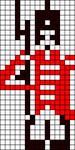 Alpha pattern #10635