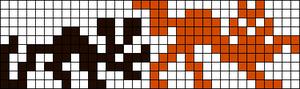 Alpha pattern #10636