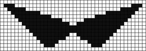 Alpha pattern #10640