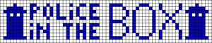 Alpha pattern #10642