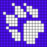 Alpha pattern #10656