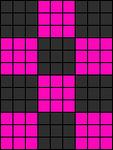 Alpha pattern #10658