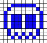 Alpha pattern #10660