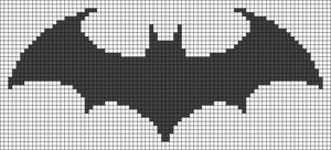 Alpha pattern #10663