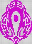 Alpha pattern #10669