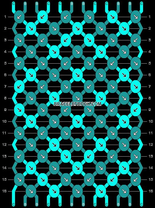 Normal pattern #10674 pattern