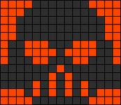 Alpha pattern #10677