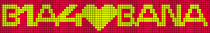 Alpha pattern #10678