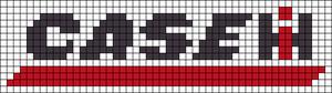Alpha pattern #10686