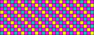 Alpha pattern #10688