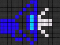 Alpha pattern #10689