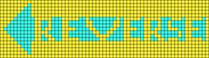 Alpha Friendship Bracelet Pattern #10693