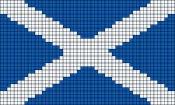 Alpha pattern #10696
