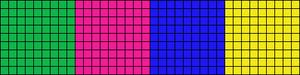 Alpha pattern #10697