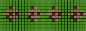Alpha Friendship Bracelet Pattern #10702