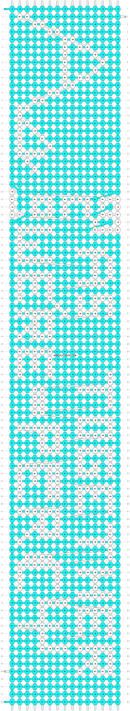 Alpha pattern #10705 pattern