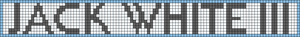 Alpha pattern #10709