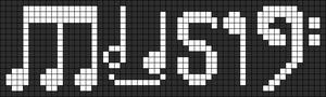 Alpha pattern #10716