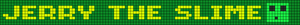 Alpha pattern #10718