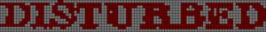 Alpha Friendship Bracelet Pattern #10719
