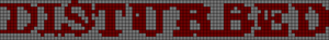 Alpha pattern #10719
