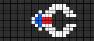 Alpha Friendship Bracelet Pattern #10723