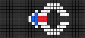 Alpha pattern #10723