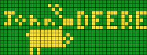 Alpha pattern #10731