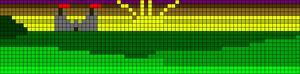 Alpha pattern #10742