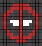 Alpha Friendship Bracelet Pattern #10747