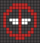 Alpha pattern #10747
