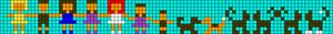 Alpha pattern #10749