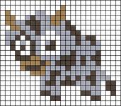 Alpha pattern #10760