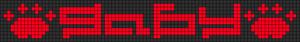 Alpha pattern #10767