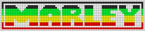 Alpha pattern #10768