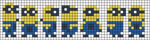 Alpha pattern #10772