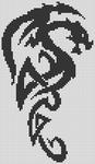 Alpha Friendship Bracelet Pattern #10774