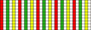 Alpha pattern #10793