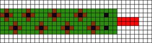Alpha pattern #10794
