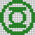 Alpha Friendship Bracelet Pattern #10795